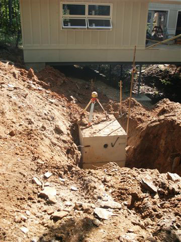 septic tank installed GSI provides full service septic tank repair and septic system maintenance