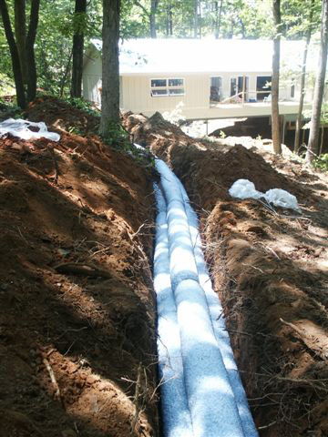 E-Z Flow installation Septic install and maintenance for Northeast Georgia and the surrounding area
