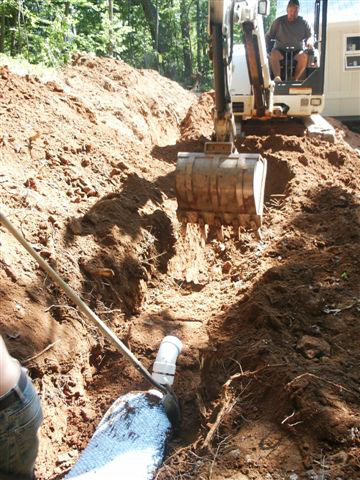 creating step down GSI provides full service septic tank repair and septic system maintenance