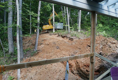 septic tank hole dug GSI provides full service septic tank repair and septic system maintenance