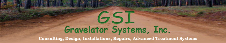 Gravelator Systems Inc. Septic Systems North east Georgia