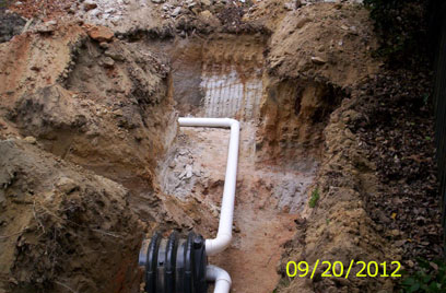 Full service septic repair install and maintenance for Northeast Georgia and the surrounding area
