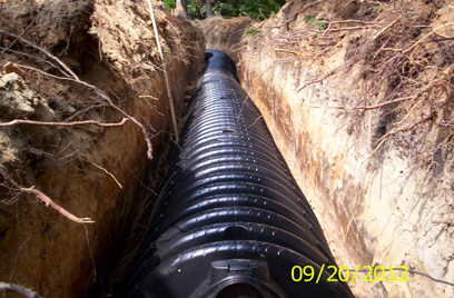 GSI provides full service septic tank repair and septic system maintenance