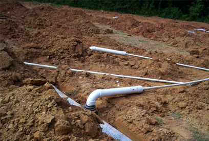multi distribution lines Northeast Georgia based GSI offers septic system installation, maintanance and repair