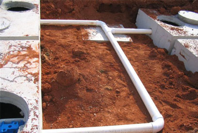 connections between septic and pump tanks Northeast Georgia based GSI offers septic system installation, maintanance and repair